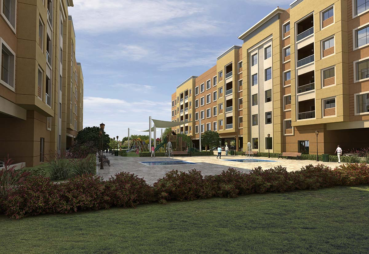 Muhaisanah Residential Development
